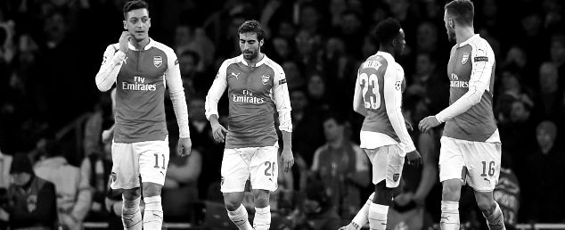 Scout Scribbles – Gunners Slip to Emirates Loss