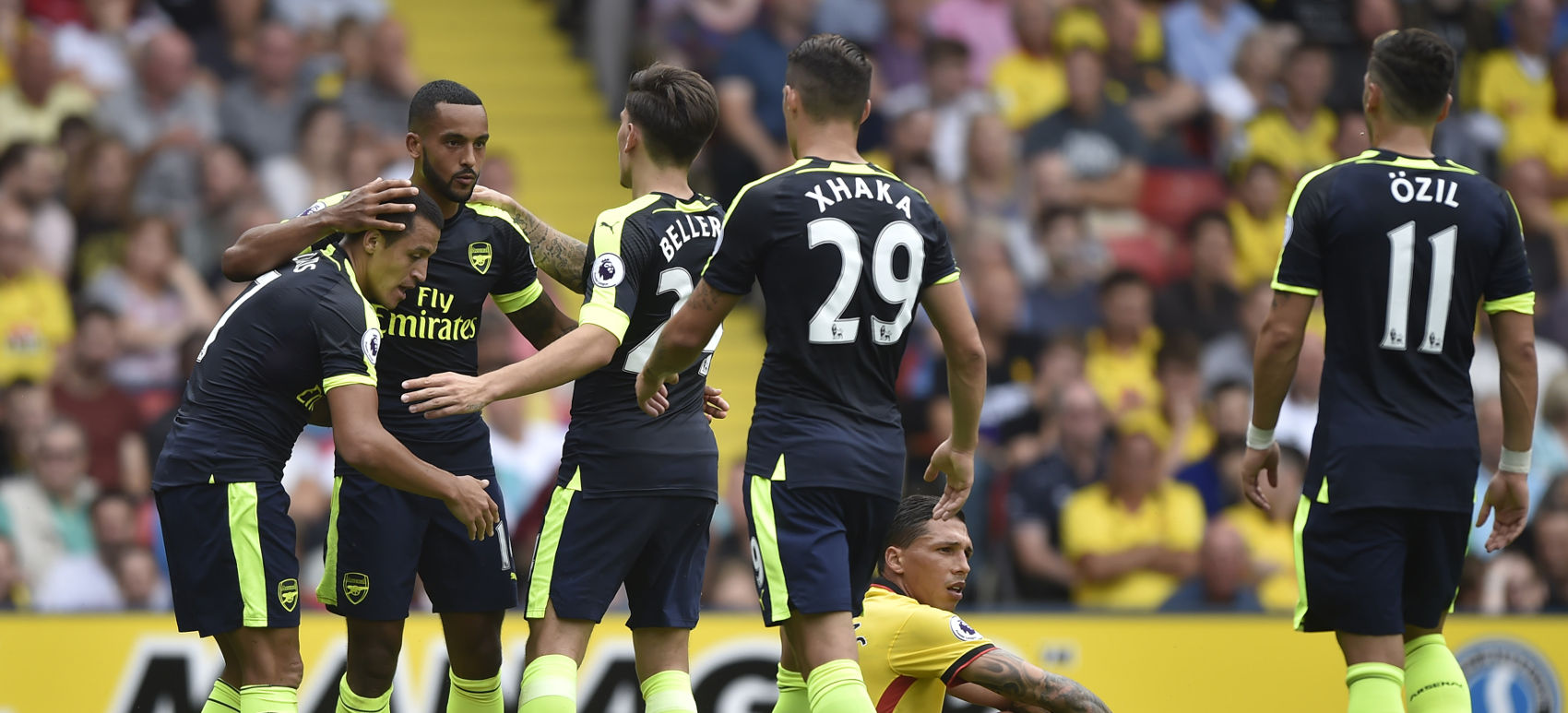 Frisking the Fixtures – Gameweek 5 – The Strong