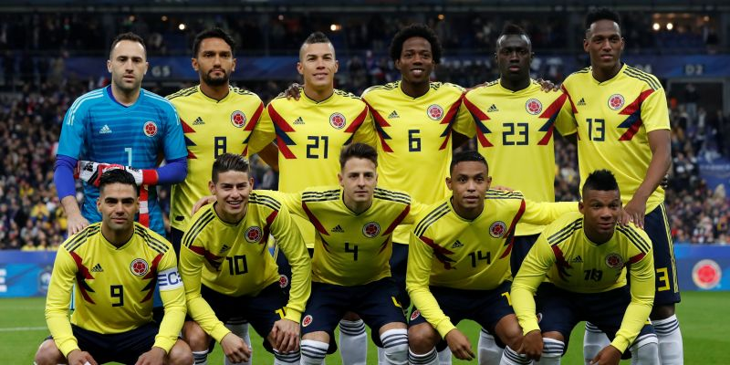 34715fb2013 World Cup 2018 – Team Analysis – Colombia